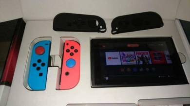 Nintendo switch fullset
