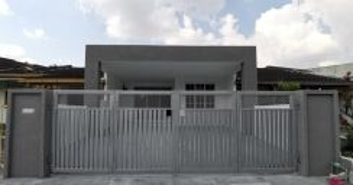 Taman Ampangan Jaya, Sikamat, Seremban Single Storey Terrace For Sale