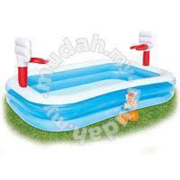 Big children pool balleyball
