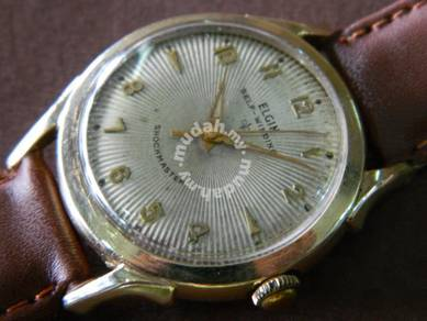 Vintage ELGIN 10k Gold Filled