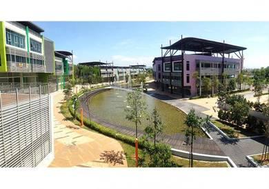 D'vida Business Centre Bukit Jelutong Shah Alam Freehold