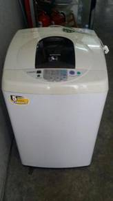 Samsung Mesin Automatic Basuh Washing Machine Top