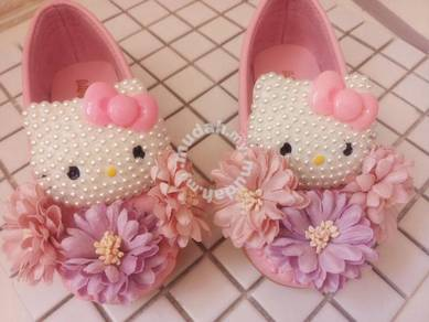 Pink Hello Kitty kids shoe RBH0115