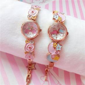 Little twin star or melody cute watch