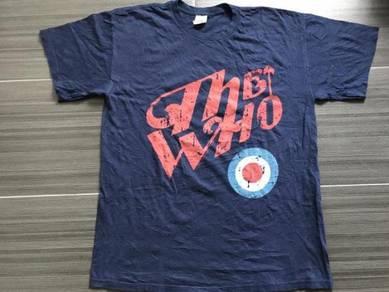 The who tee shirt