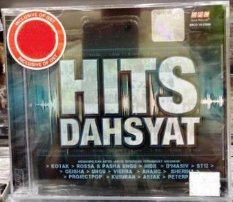 CD HITS DAHSYAT Kotak Rossa Nidji D'Masiv ST12