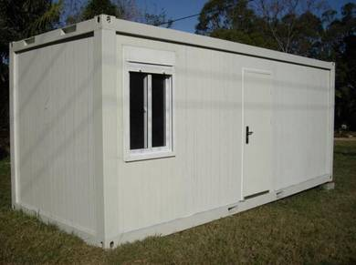 Portable Building Granny Flat Donga Site Office