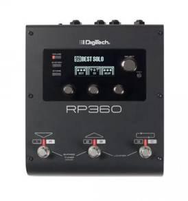 DigiTech RP360 rp360 Guitar Multi-Effect Processor