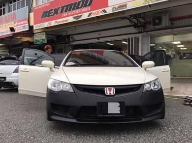 Honda Civic FD Type R Bodykit Material PP Taiwan