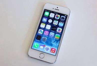 Iphone 5s-16gb tiptop ori seconhand