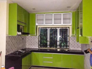 Wardrobe/kitchen;damansara,sungai buluh,kepong,