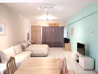 587sqft Fully Furnished Studio Apartment Selesa Hillhomes Bukit Tinggi