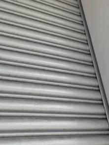Roller shutter problem repair and install