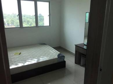 Super Cheap ! Kiara Residence 2 Bukit jalil Room For Rent!