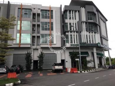 Shop Lot Kompleks Perniagaan Musai Jaya, Bukit Baru Melaka