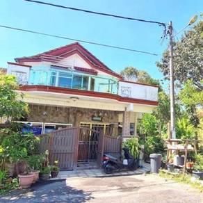 [ Renovated ] Corner Double Storey Terrace House Taman Kantan Permai
