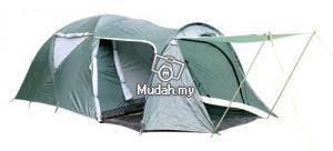 Lh 4gvx 4 persons tent Khemah utk 4 org
