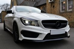 Mercedes Benz W117 CLA 45 AMG STYLE CONVERSION