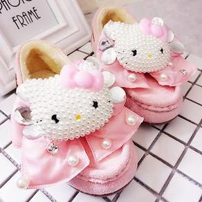 Pink Hello Kitty kids shoe RBH0114