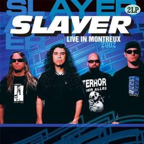 Slayer Live In Montreux 2002 DMM 180g 2LP