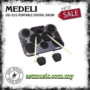 Medeli DD315 dd-315 DD-315 Portable Digital Drum
