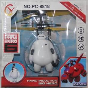 Induction aircraft