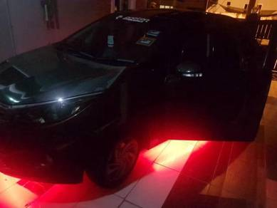 Car under led RGB Light 120cm wireless 7colour