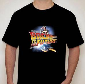 BACK TO THE FUTURE tshirt