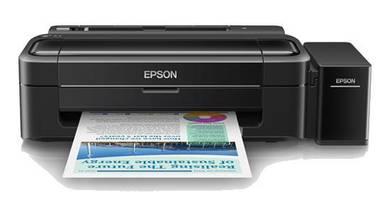 Epson L310 Dengan Pigment Ink