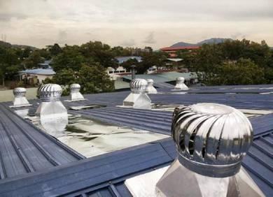 Wind Turbine Ventilator + FREE Air Vent > PERLIS