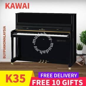Kawai K35 Upright Piano Free 10 Gifts