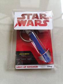 Star Wars Light Up Key Chain Disney