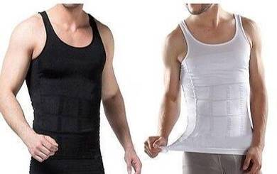 Men Slimming Shirt