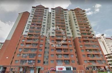 Sri Raya Apartment Taman Sepakat Indah Kajang Nice View 100% FullLoan