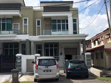 FREEHOLD Double Storey Taman Merak Mas ,Bukit Katil Melaka
