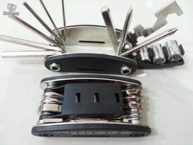 Bicycle MTB Repair Tool Set