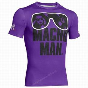 Slim Fit Compression T Shirt - Randy Macho