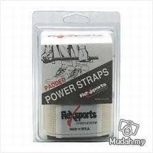 Flexsports Power Straps, Natural Color