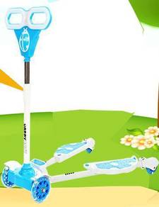 Frog Four Wheel Scooter for Kids