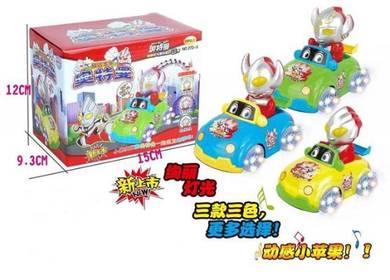 Ultraman Racing car