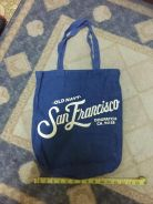 Tote bag old navy san francisco