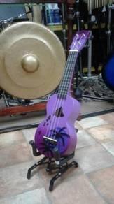 Ukulele Hawaii : Purple