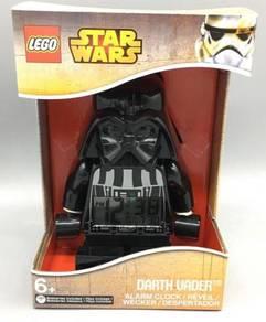 LEGO Star Wars Darth Vader Digital Clock
