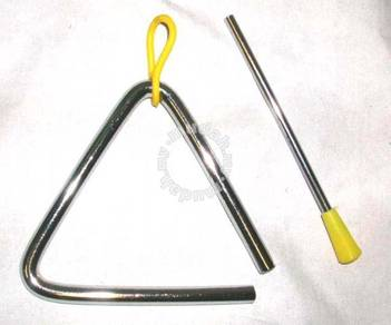 Maxtone Triangle 6 inch - TR6