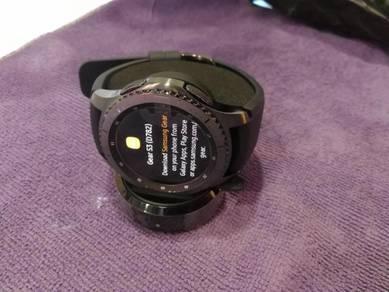 Samsung Gear S3 Frontier Fullbox SME