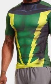 Super Hero Slim Fit Compression Shirt - Superhero2