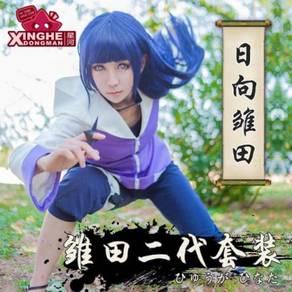 Naruto- Hinata Hyuga 2nd gen cosplay custume