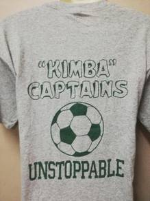 Vintage T-Shirt SOCCER /FOOTBALL 1991 Kain 50/50