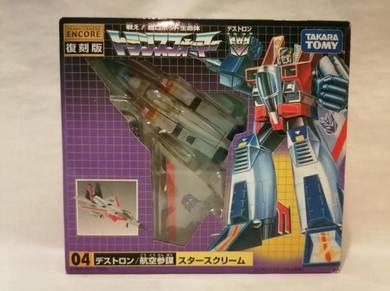 Transformers Encore 04 - Starscream