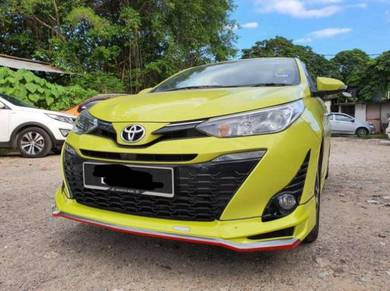 Toyota Yaris 2019 Drive 68 Bodykit ABS